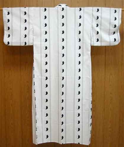 traditionelle japanische Kleidungsstücke-yukata