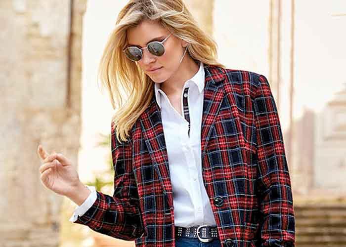 Mode für starke Frauen