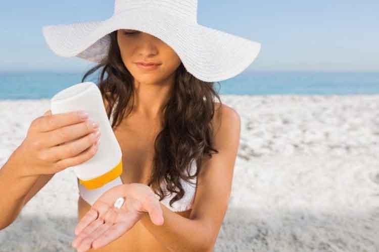 Sonnenschutz für die Haut