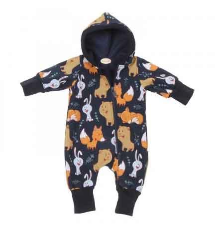 Babybekleidung für den Winter