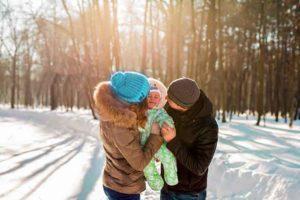 Was ist die ideale Babybekleidung für den Winter?