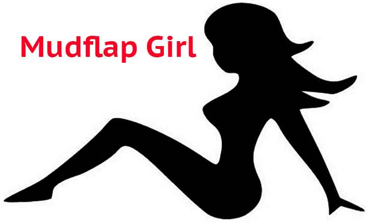 Das Mudflap Girl – ein moderner Mythos