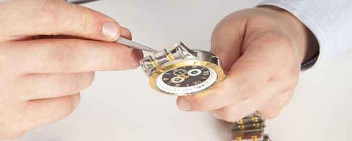 Reparatur einer Armband