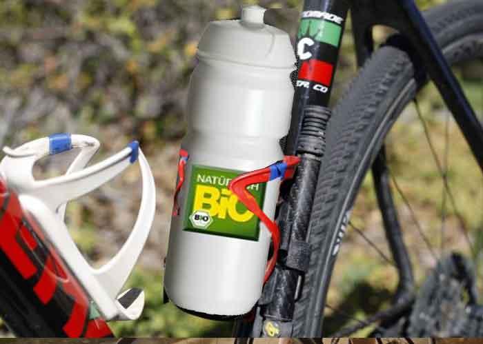 Biologisch abbaubare Trinkflaschen