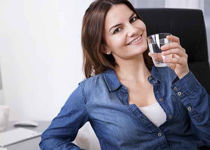 genügend Wasser trinken