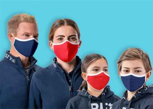 In der Corona Krise – Mund Nasen Schutz individuell bedrucken